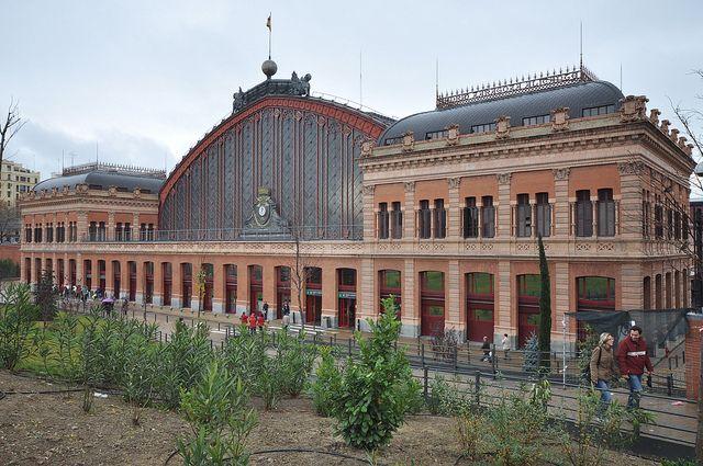 Estacion De Ferrocarriles De Concepcion Estacion De