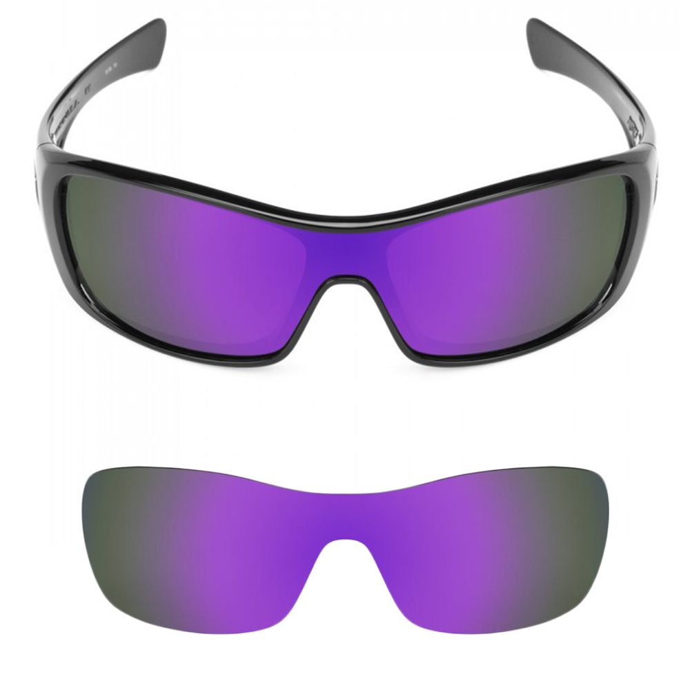 (Buy here: http://appdeal.ru/38wf ) MRY POLARIZED Replacement Lenses for Oakley Antix Sunglasses Plasma Purple for just US $28.69