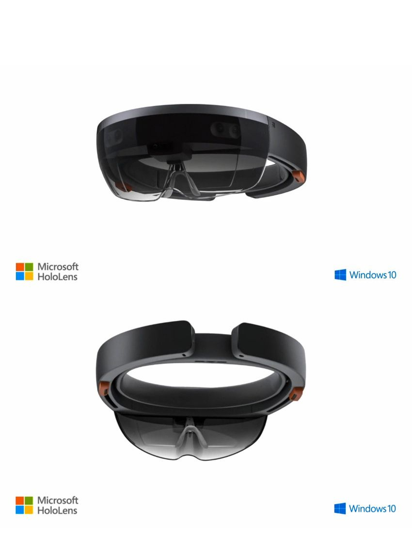 Microsoft's new HoloLens combines virtual reality, augmented reality and live video to offer a…