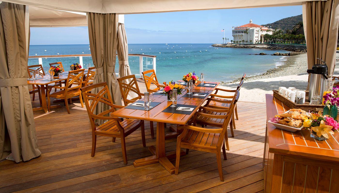 Catalina Island Descanso Beach Club