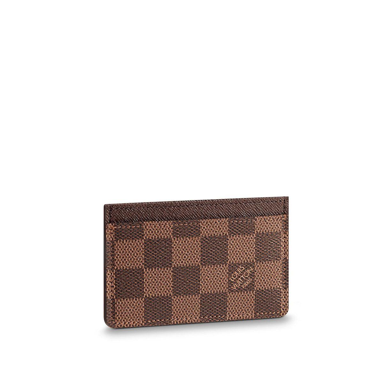 abec163cda Card Holder di 2019 | Louis Vuitton