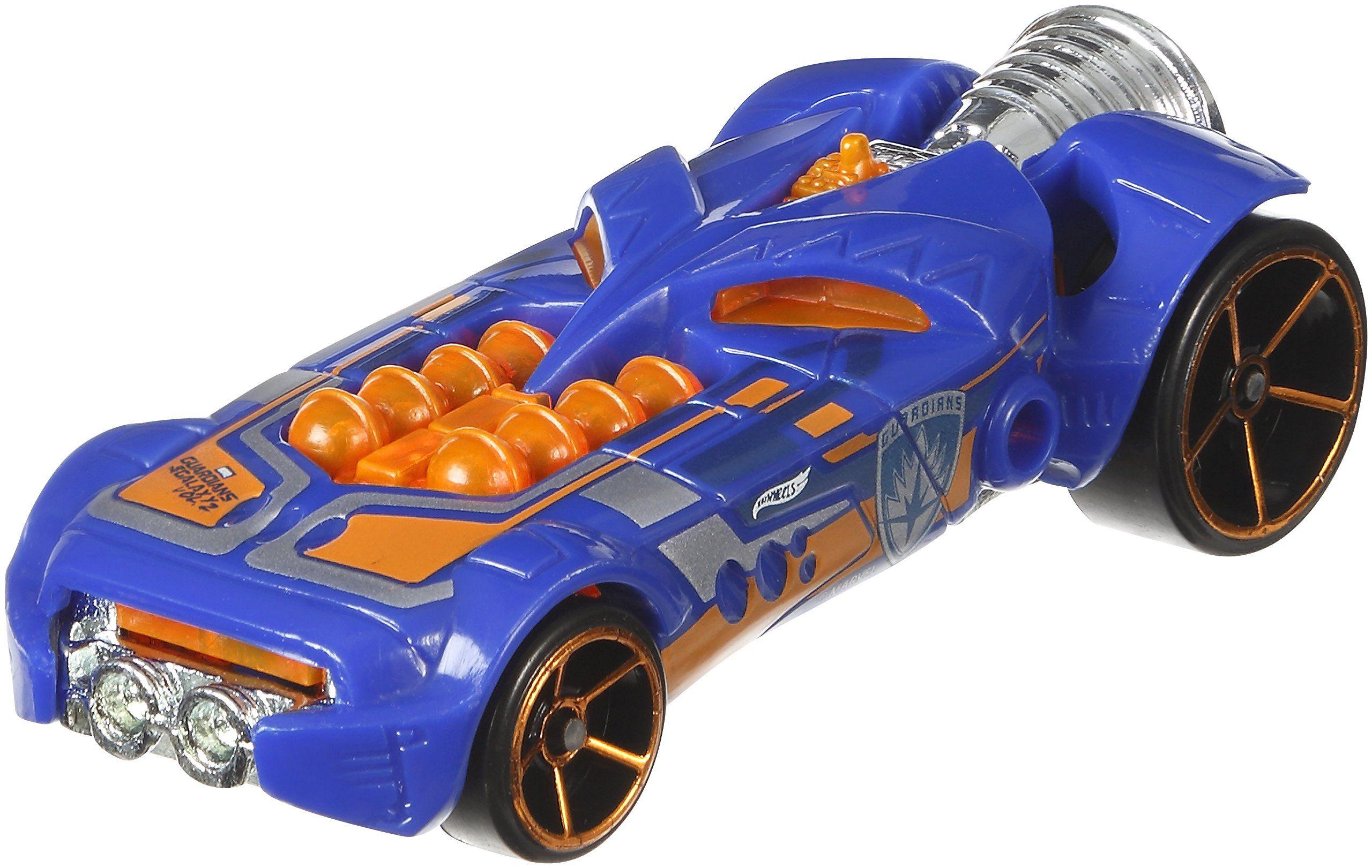 Hot Wheels Guardians of the Galaxy Vol 2 Rocketfire