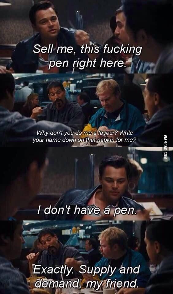 Great Life Lesson Street Quotes Movie Quotes Wolf Of Wall Street