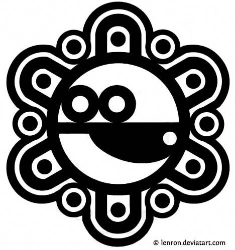 The Sun And Moon These Were Important Symbols For The Taino People