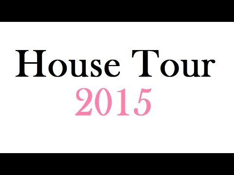 House Tour 2015! + 60 SUBSCRIBERS!!