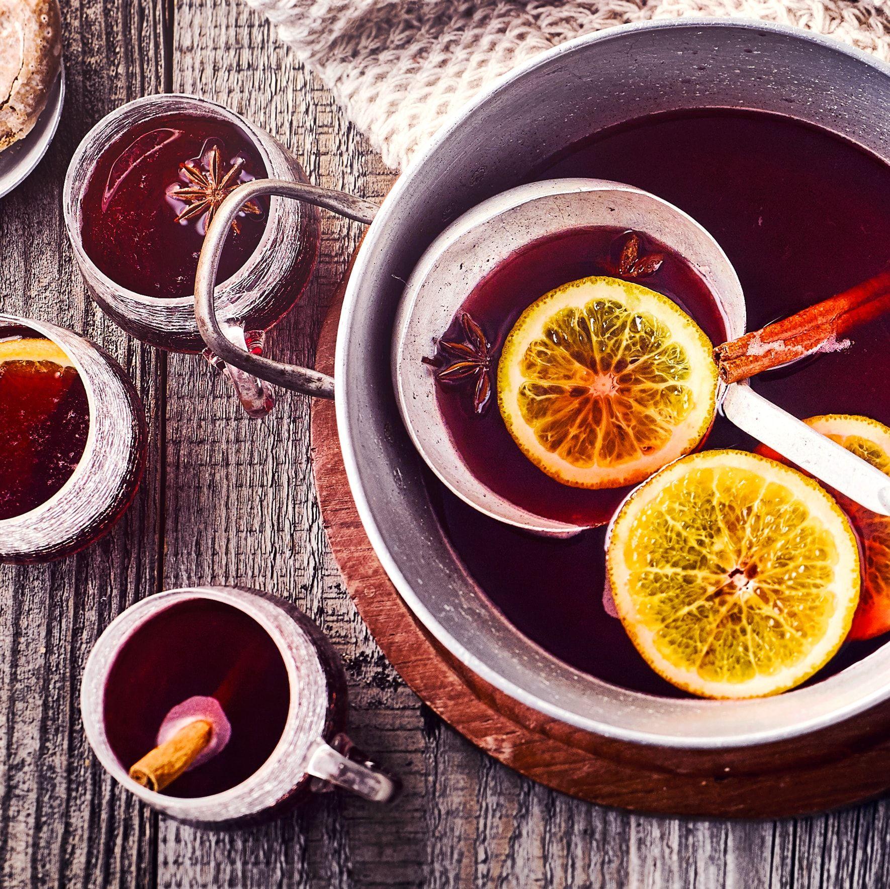 Glühwein selber machen - Rezept | EDEKA