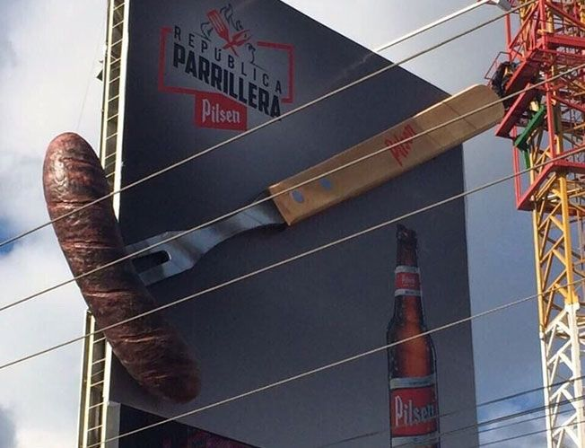 A Costa Rican Brewer Just Inadvertently Made the Most Obscene Billboard Ever | Adweek #unconventionalmarketing #unconventionalcommunication #ambientmarketing #ambientcommunication #guerrillamarketing #marketingnonconvenzionale #comunicazionenonconvenzionale #streetmarketing #socialcommunication