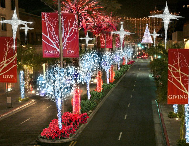 Here's a sneak peek of the Rodeo Drive 2013 holiday