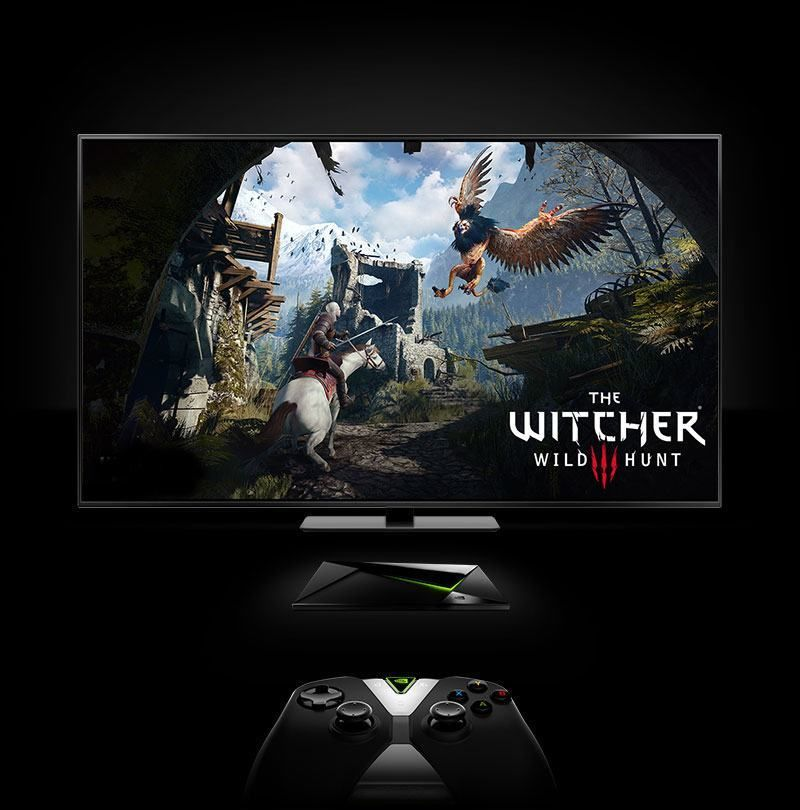 Stream movies and TV Shows with the NVIDIA SHIELD Android TV