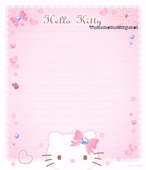 9643762856 7c47bb6ecc o papel cartas pinterest hoja - Hojas decoradas para ninas ...
