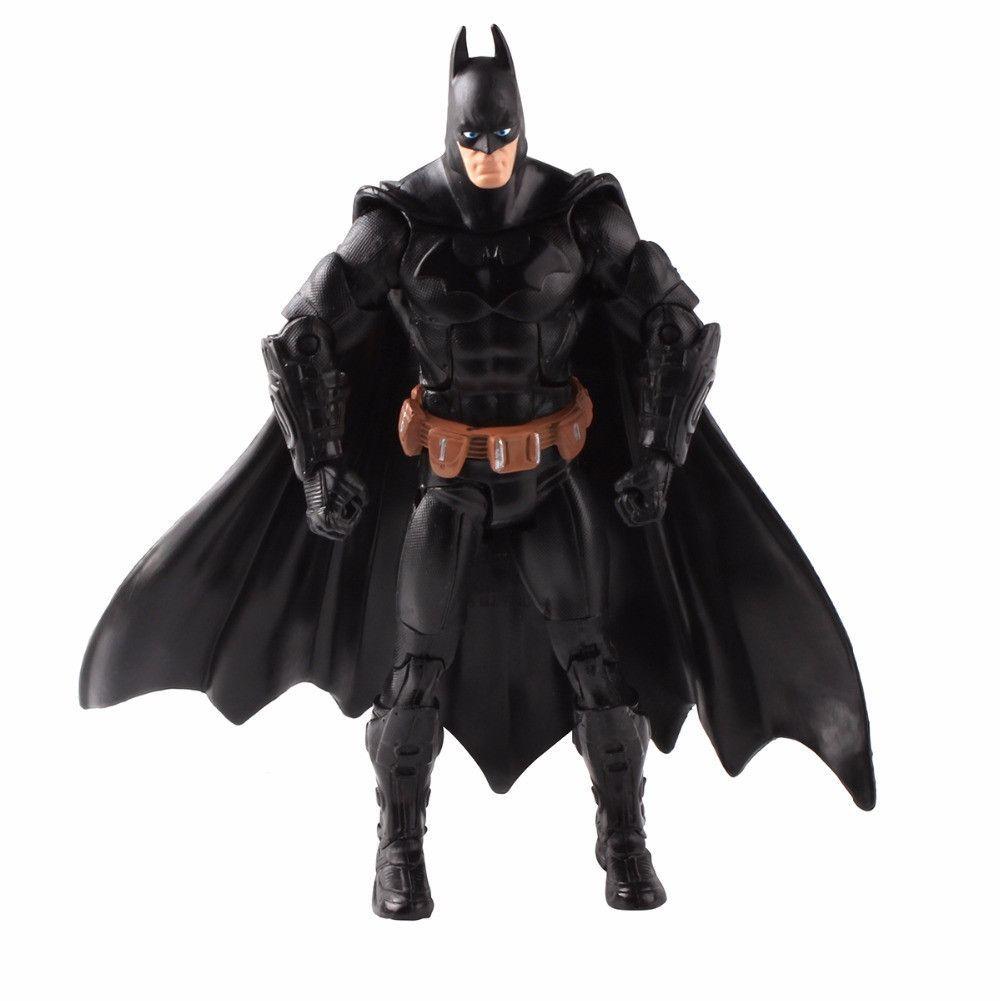 "7""18CM The Dark Knight Movie Batman Superhero action figure Toy Collection superhero figures robot Kids classic toys"