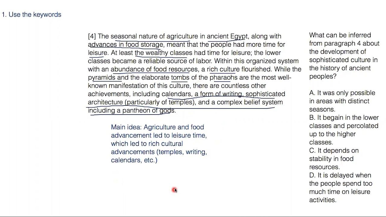 toefl writing template pdf