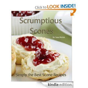 How would you like to make authentic scones, with just a few steps and from ingredients you already have in your kitchen? How would you like to impress your friends and family with your very own English tea party? Even if you have never made a scone before, you can make scones like a pro the first time trying. With my easy to understand recipes, directions and tips you will be making scones in no time.
