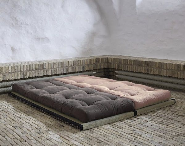 Tatami Mat Under Mattress