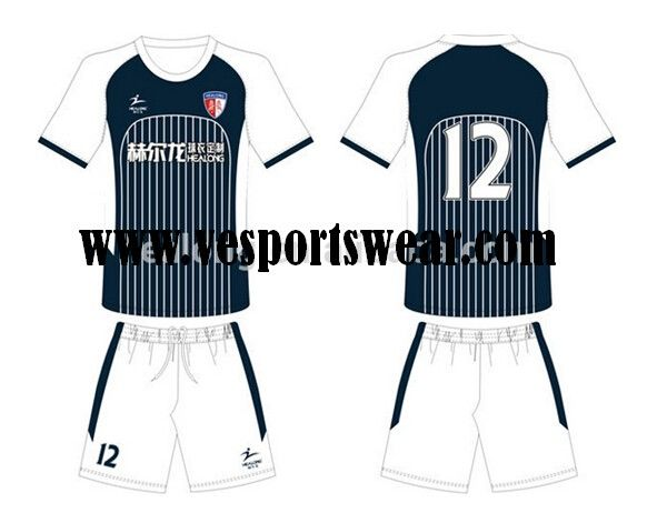 100%polyester top quality soccer kit Quick Details: *OEM