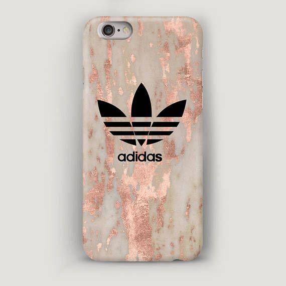 Rose Gold Iphone 6 Case Iphone 7 Plus Case Adidas Iphone 5 Iphone5cases Iphone Coque Celular
