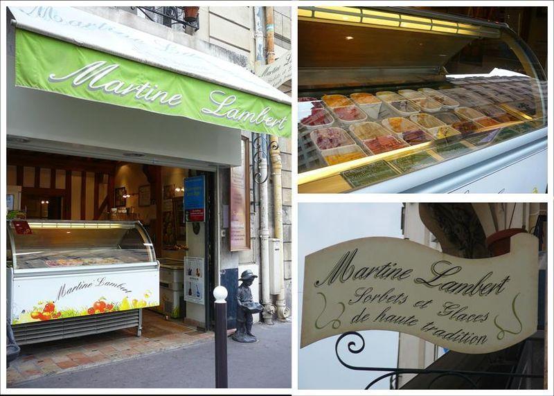 Mes glaces pr f r es paris deauville food pinterest for Restaurant le garage deauville
