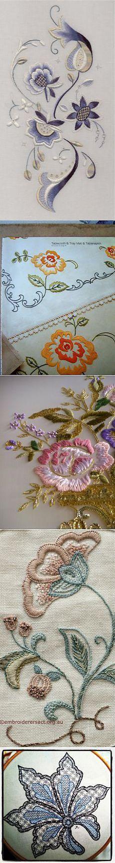 Bordados - Blackwork - Embroidery - Diy - Do It Yourself