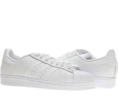 adidas superstar fondazione mens b27136 white shell la scarpe taglia