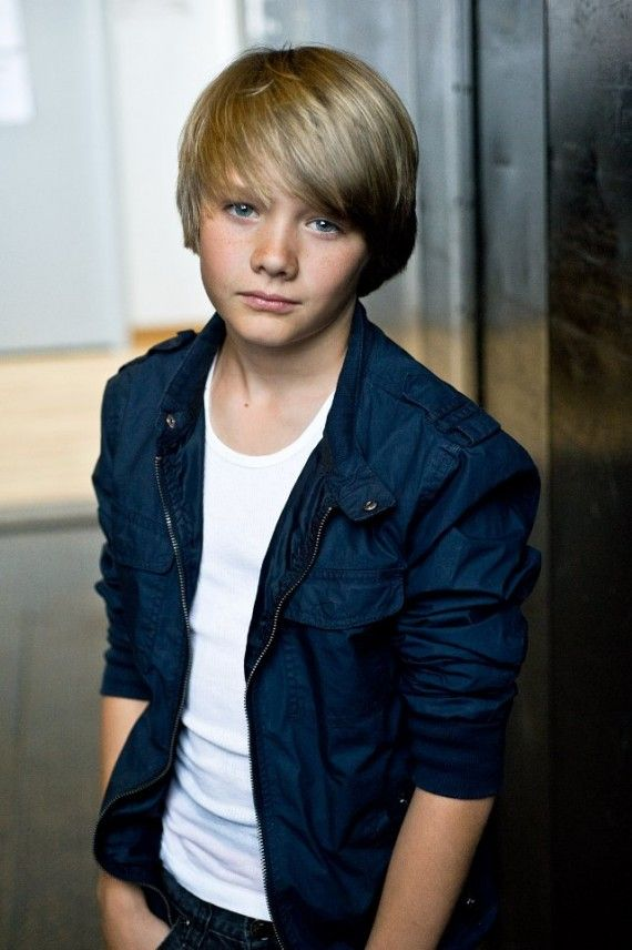Barney Played By Actor Dakota Goyo