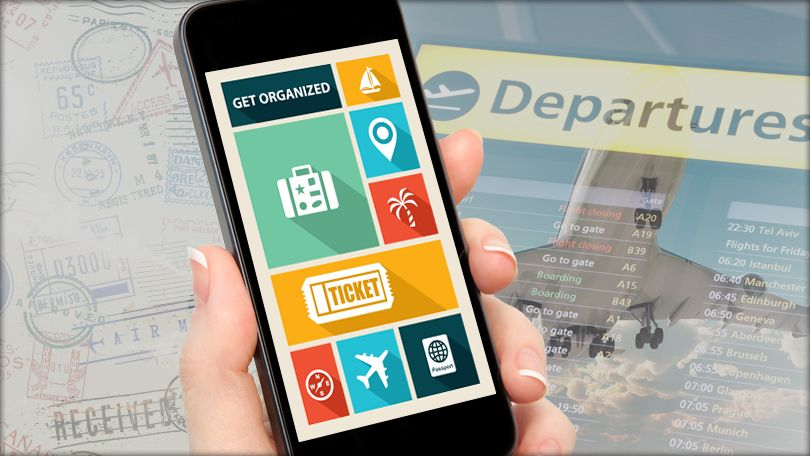 get organized 3 easy ways to save travel info on your phone