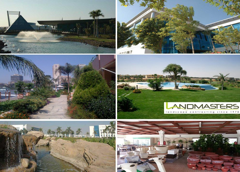 Leading Landscaping Companies In Qatar Landscape Contractor Landscaping Company Landscape