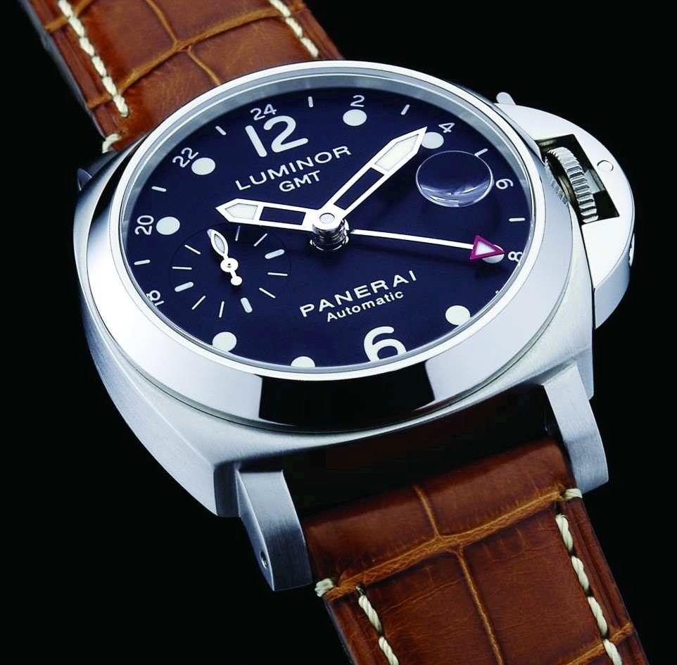 Luminor Gmt Panerai Automatic Luxury Watches For Men Watches For Men Panerai Watches