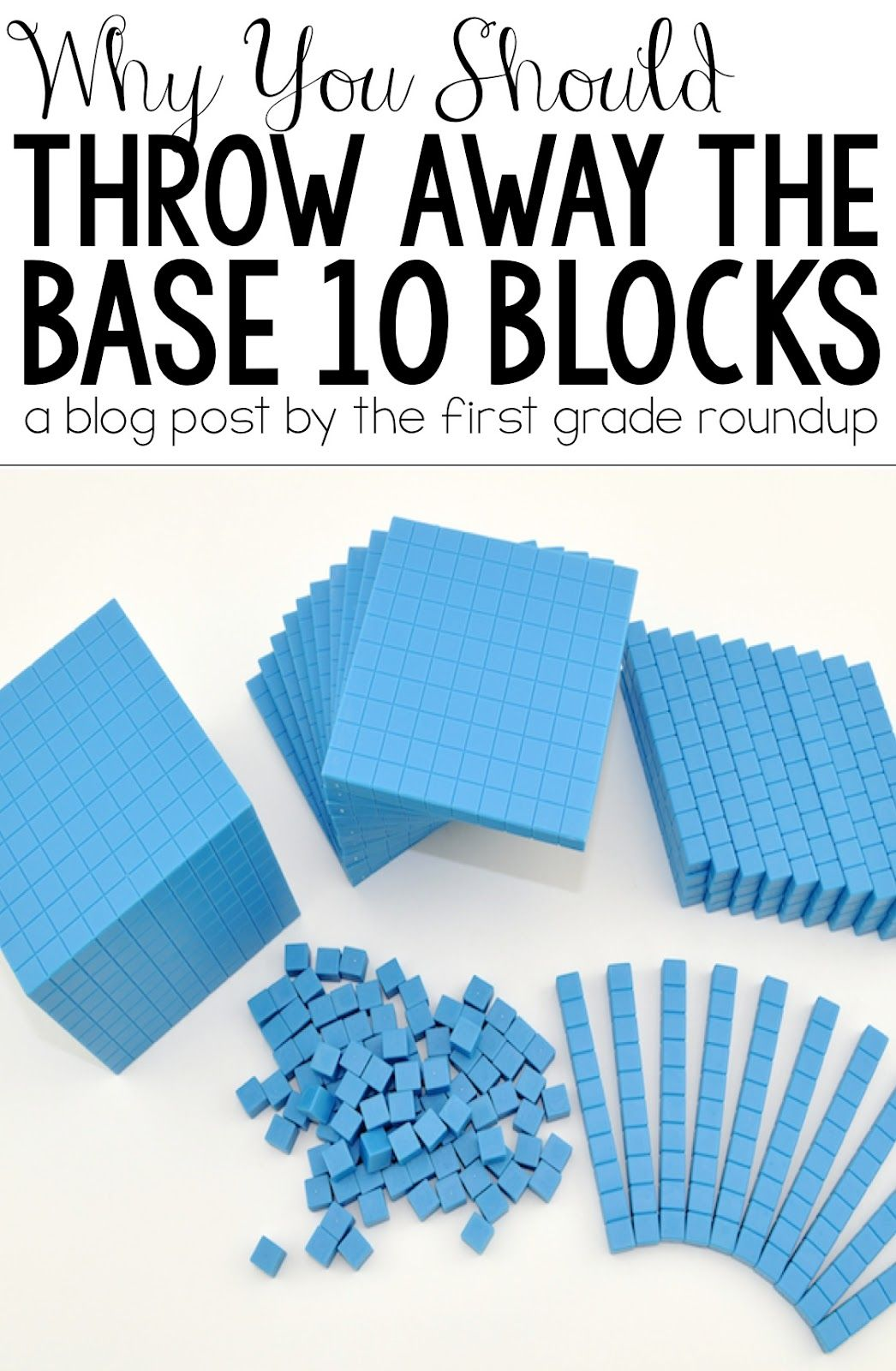 Throw Away The Base 10 Blocks