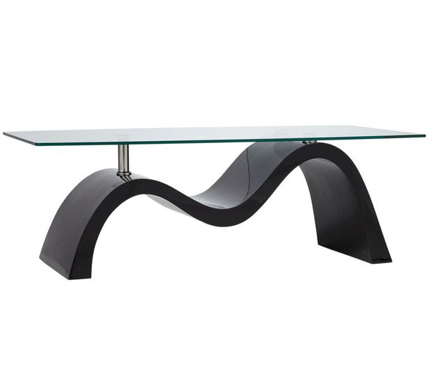Wave Coffee Table Fantastic furniture 199 homes Pinterest