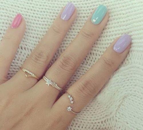 cute easy nail polish ideas 2014 Nail Polish Designs Tumblr