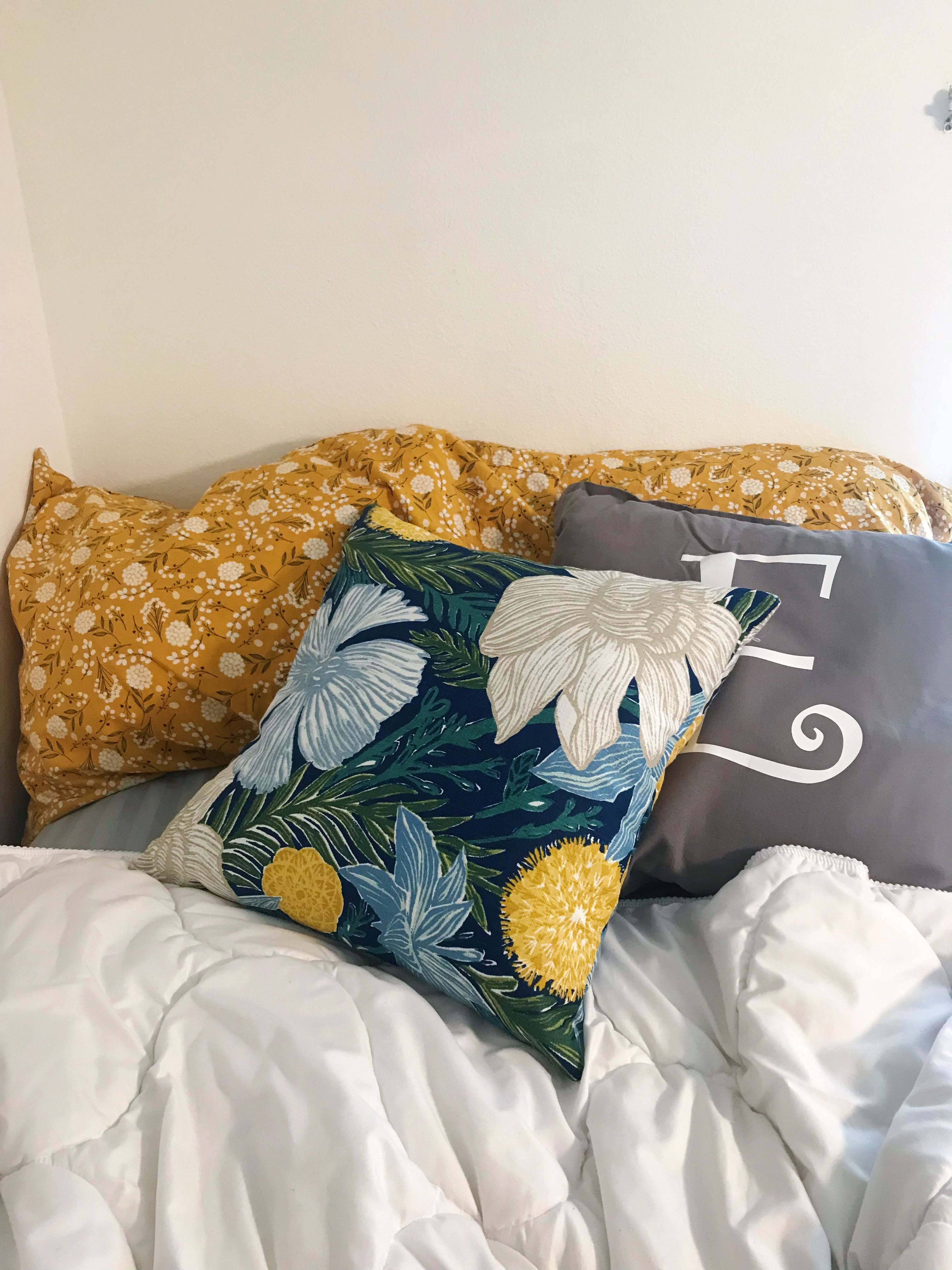 My Pillows And Blanket