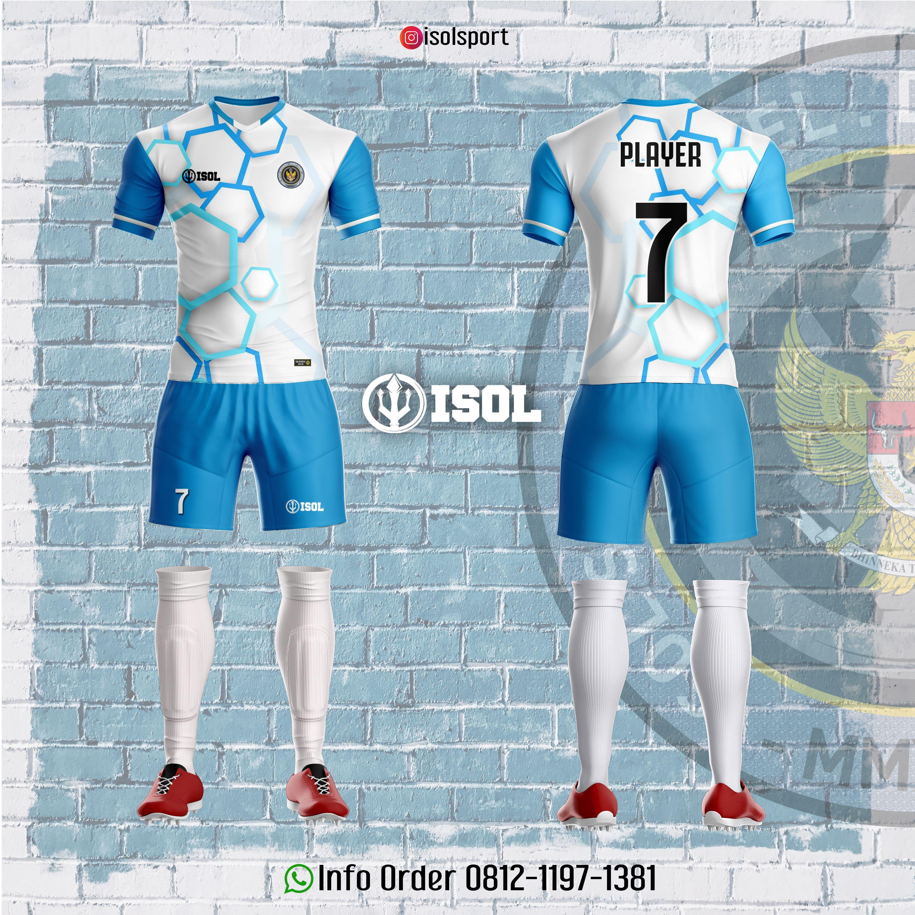 Download Desain Jersey Futsal Isolsport Kaos Kostum Desain