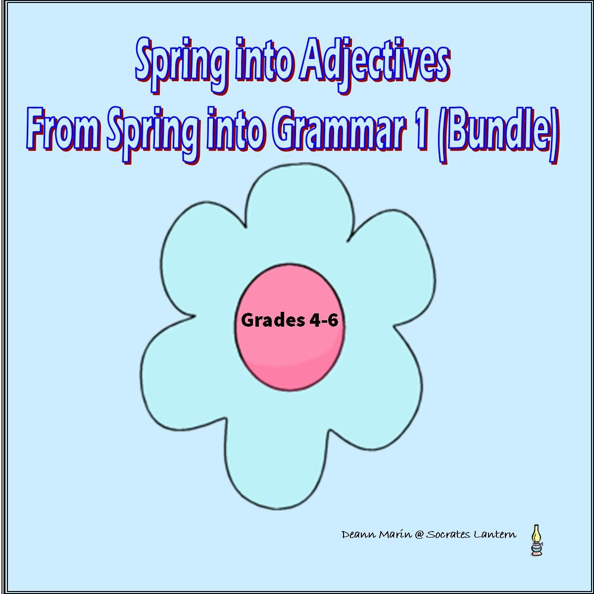 Here are two Spring Worksheets to help reinforce Adjectives, for  alphabet worksheets, learning, worksheets, and free worksheets Underline The Nouns Worksheet 2 1200 x 1200