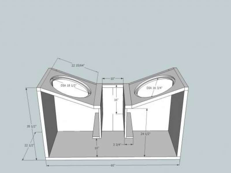 Speaker Box Design Software On Car Audio Subwoofer Design Plans 31161562 Jpg 800 600 Subwoofer Box Design Car Audio Subwoofers Diy Subwoofer Box