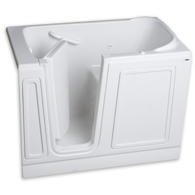 54 X 29 Freestanding Soaking Bathtub Walk In Bath Whirlpool