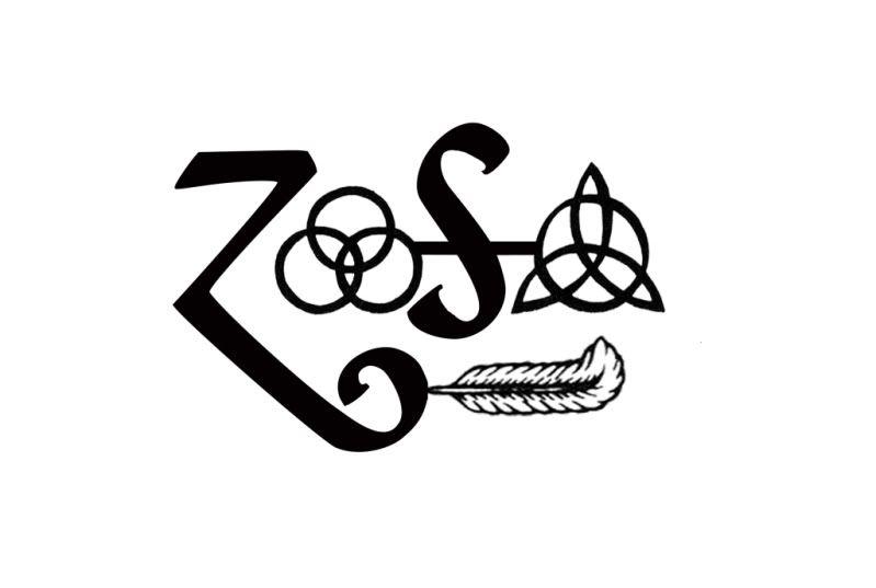 Led Zeppelin Symbols Httpebayitmled Zeppelin Runes