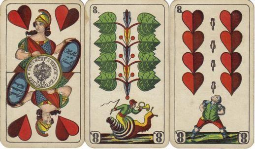 Alta Carta Playing Cards: Antique - pre 1950 (2)