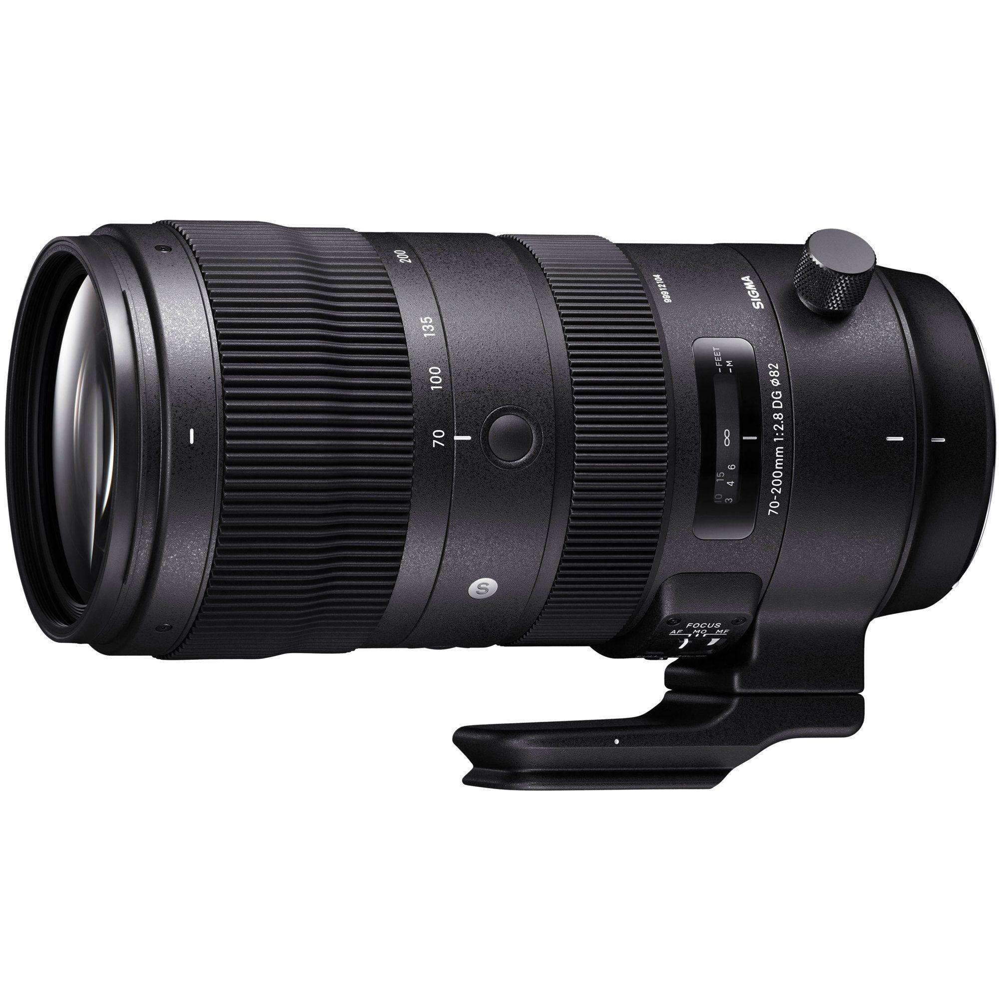 Sigma 70 200mm F2 8 Dg Os Hsm Sports Full Frame Lens Canon Ef Mount Usb Dock Bundle In 2021 Sigma Lenses Telephoto Zoom Lens Canon Lens