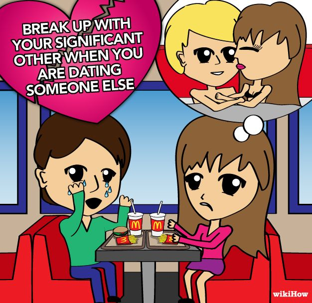 Break up With Your Significant Other when You Are Already
