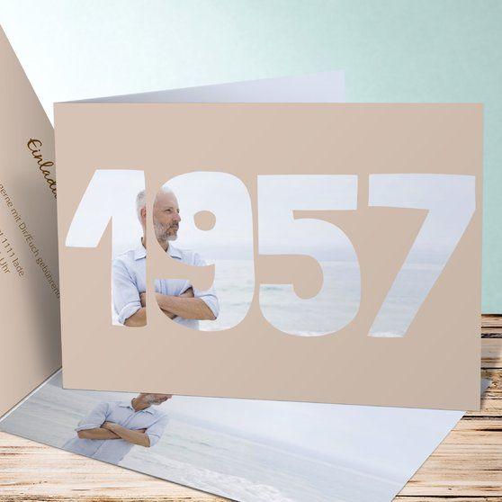 jahrgang 1957 einladung geburtstag pinterest jahrgang einladungen und einladung geburtstag. Black Bedroom Furniture Sets. Home Design Ideas