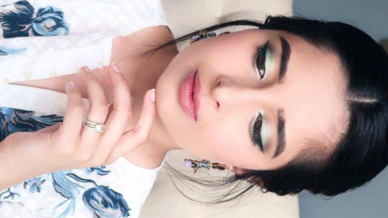 Pakistan Independence Day Makeup Tutorial Urban Decay Electric Palette Wedding Day Makeup Day Makeup Makeup Tutorial