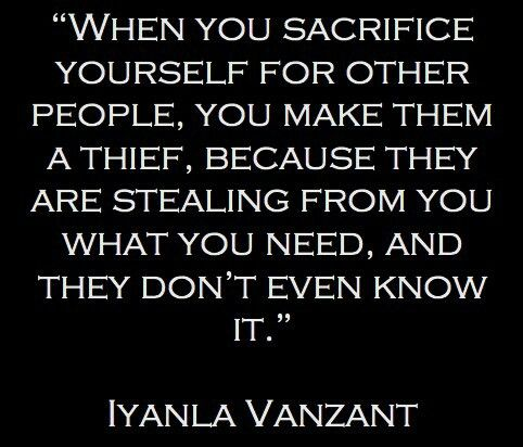 Iyanla Vanzant The Thief Must Be Aware Of The Value Of Your