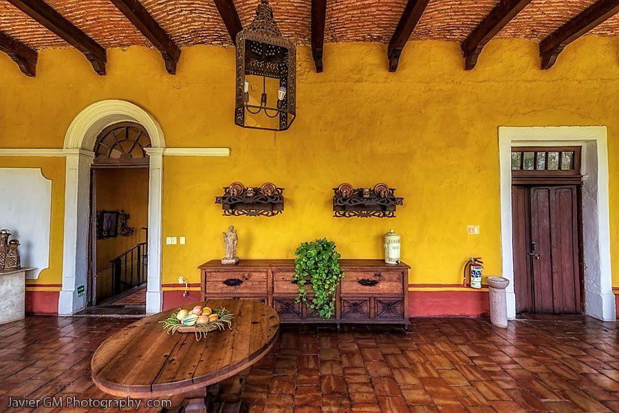 for Fachadas de casas mexicanas rusticas