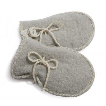 817115789 LANACare Baby Mittens in Organic Merino Wool
