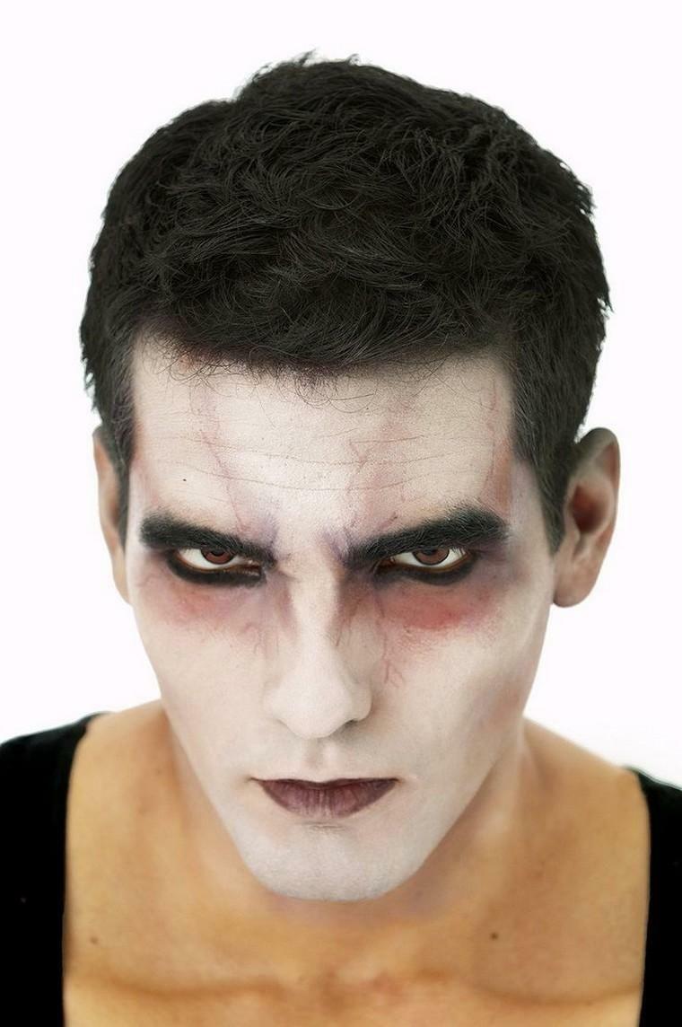 Halloween Make Up Fur Manner Unheimliche Ideen Fur Ihn Schminken