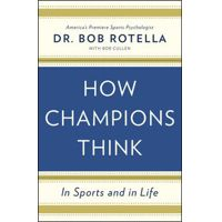 How Champions Think Golf Books Sports Psychology Life