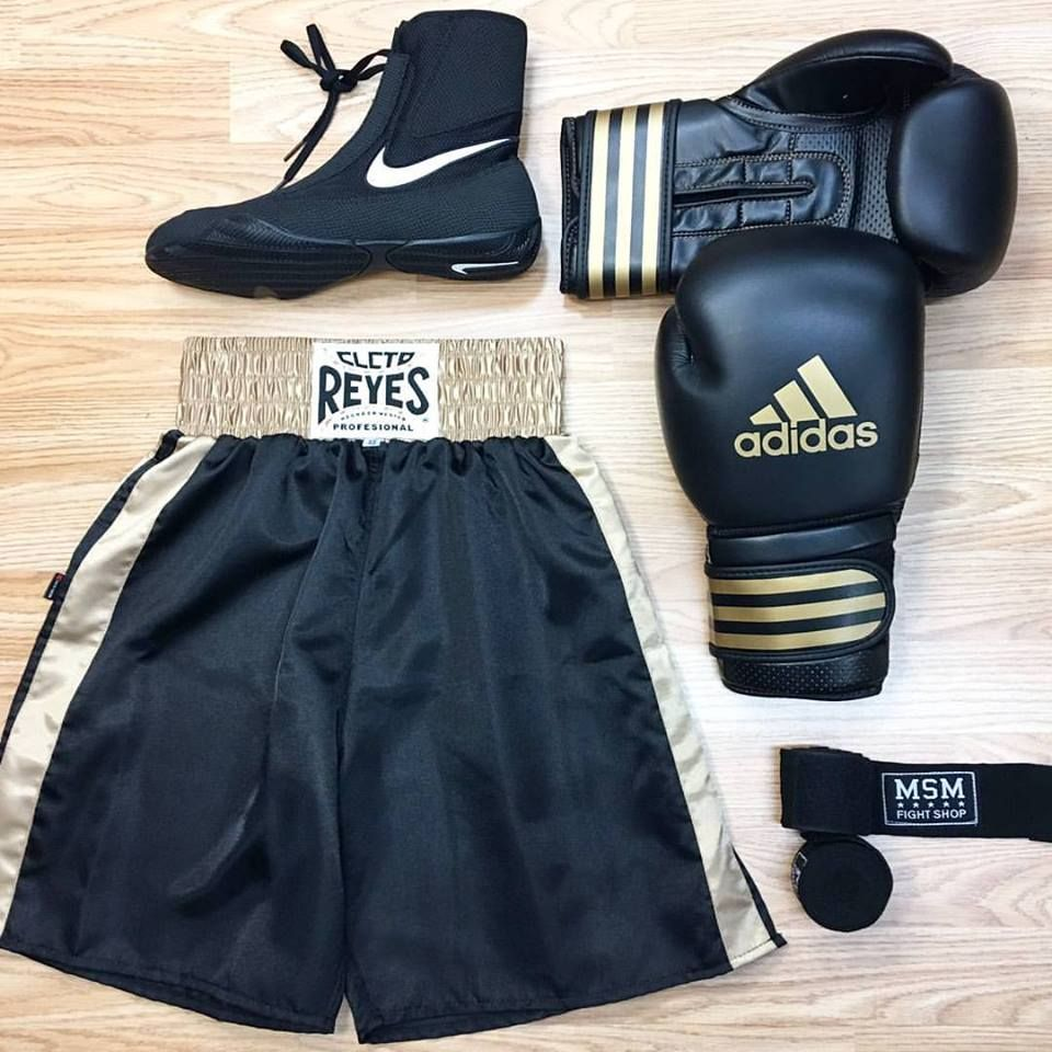 Cleto Reyes Boxing Shorts R//W//G