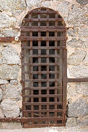 Historic Prison Cell Door Puertas De Entrada R 250 Sticas