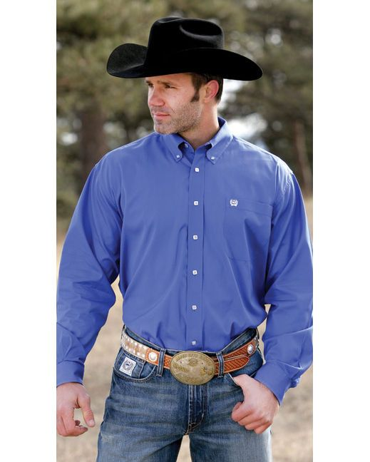 Download Cinch Shirts for Men. Love this Blue in 2019 | Cowboy ...