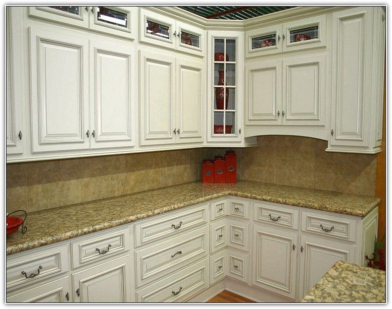 Kitchen Wall Cabinets With Glass Doors For Storage Home Depot Kitchen Unfinished Kitchen Cabinets Stock Kitchen Cabinets